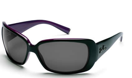 Smith Shoreline 9PJ-OL Black Plum Sunglasses