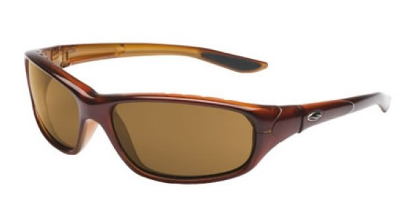 Smith Whisper 1EN-GF Brown Sunglasses