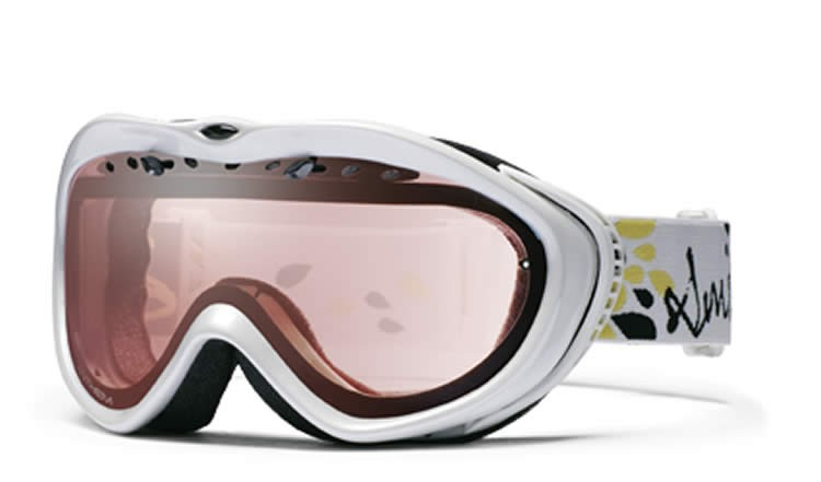 Smith Anthem Snow Goggle White / Yellow / Black Carry Off - Ignitor Mirror