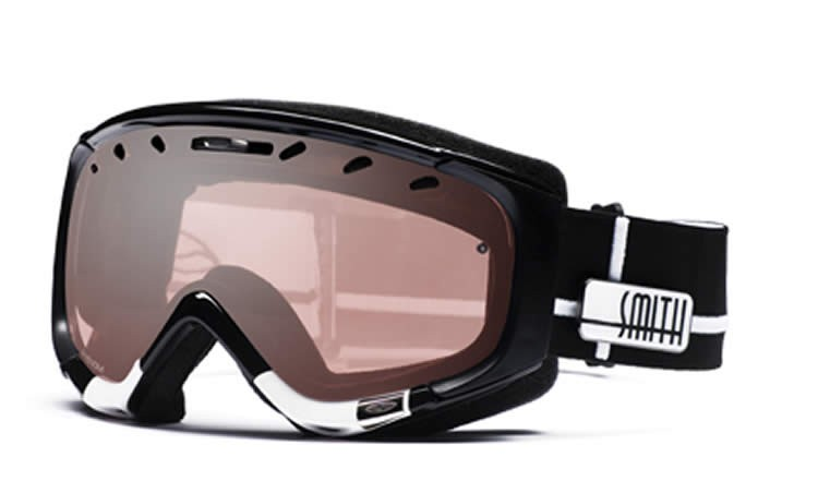 Smith Phenom Snow Goggle Black Intersection - Ignitor Mirror