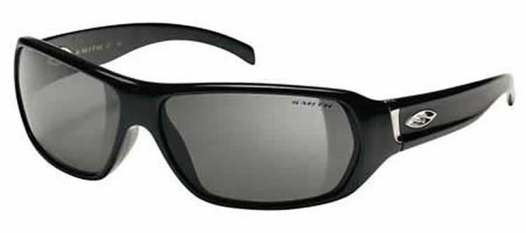 Smith Pavillion D28-E5 Shiny Black Sunglasses