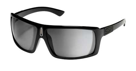 Smith Annex Sunglasses 1ES (EE) Black (Grey Pol.)