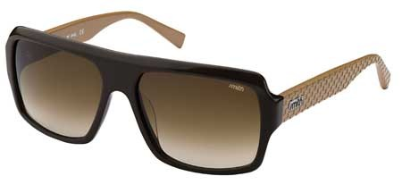Smith Breakbeat Sunglasses GC7 (CC) Brown Beige (Brown SF)