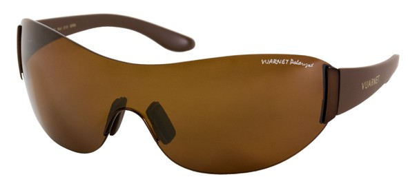 Vuarnet Ladies12219BRN Brown Polarised