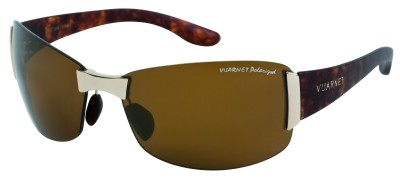 Vuarnet Ladies Samba12216ECA Tortoise Polarised