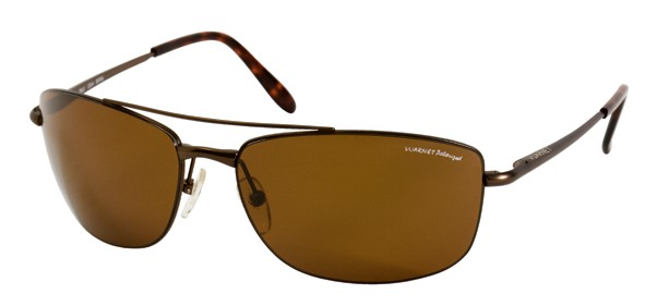 Vuarnet 12204BRN Brown Polarised