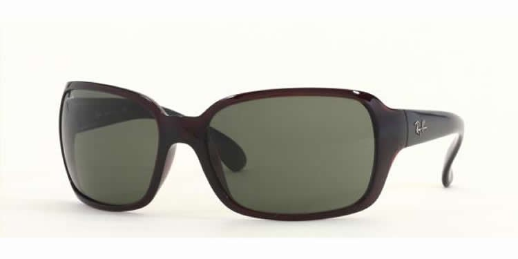 Ray-Ban 4068 Colour 601/58 Sidestreet Sunglasses
