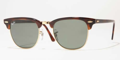 Ray-Ban 3016 Colour W0366 49mm ClubMaster Sunglasses