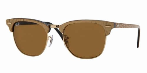 Ray-Ban 3016 Colour 987 51mm ClubMaster Sunglasses