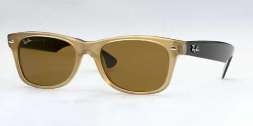 Ray-Ban 2132 Colour 945 52mm New Wayfarer