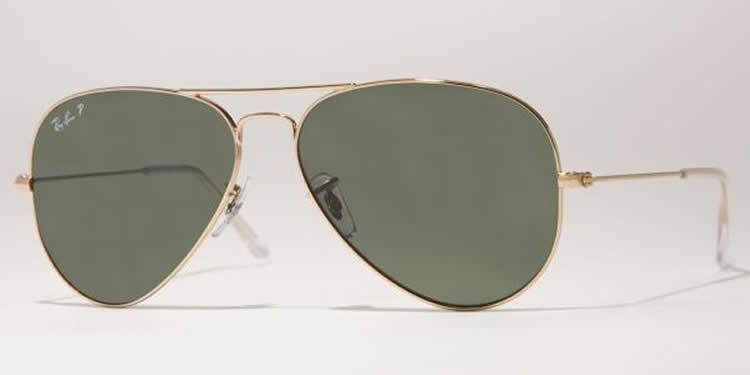 Ray-Ban 3025 Colour 001/58 Large Aviator 55mm