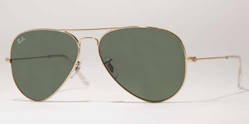 Ray-Ban 3025 Colour W3234 Large Aviator 55mm