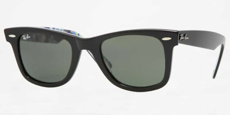 Ray-Ban 2140 Colour 1018 50mm Original Wayfarer