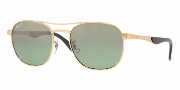 Ray-Ban 3424 Colour 001/M4 Aviator 52mm