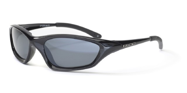 Bloc Cobra P105 Shiny Black Polarized Lens