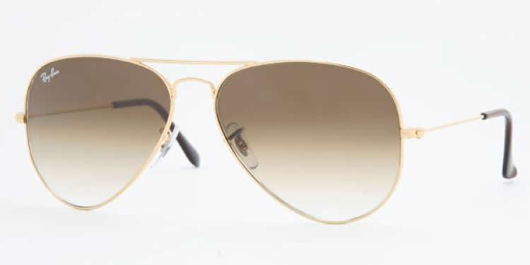 Ray-Ban 3025 Colour 001/51 Large Aviator 62mm