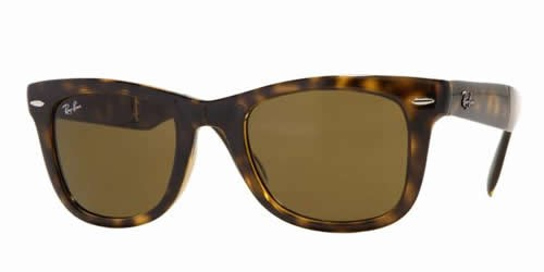 Ray-Ban 4105 Colour 710 50mm Folding Wayfarer