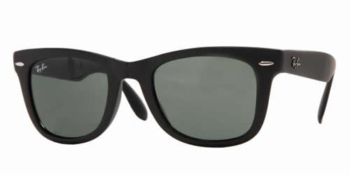Ray-Ban 4105 Colour 601S 54mm Folding Wayfarer