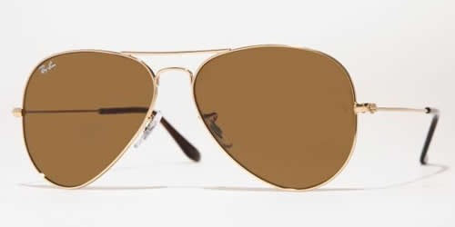 Ray-Ban 3025 Colour 001/33 Large Aviator 55mm