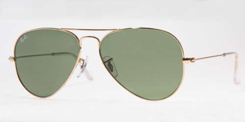 Ray-Ban 3025 Colour W3281 Large Aviator 55mm
