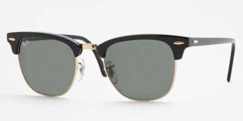 Ray-Ban 3016 Colour W0365 51mm ClubMaster Sunglasses