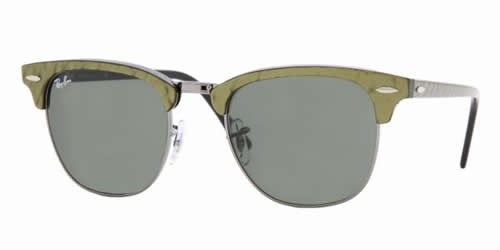 Ray-Ban 3016 Colour 983 51mm ClubMaster Sunglasses