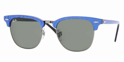 Ray-Ban 3016 Colour 984 51mm ClubMaster Sunglasses