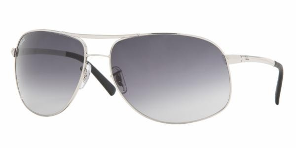 Ray-Ban 3387 Colour 003/8G Large Aviator 64mm