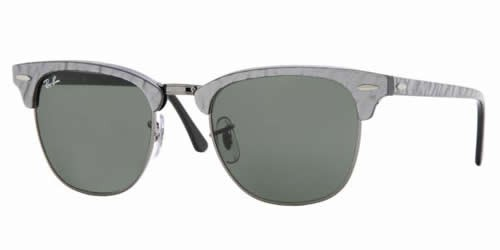 Ray-Ban 3016 Colour 986 49mm ClubMaster Sunglasses