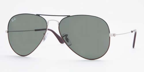 Ray-Ban 3025 Colour 075 Large Aviator 55mm