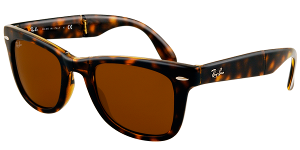 Ray-Ban 4105 Colour 710 54mm Folding Wayfarer