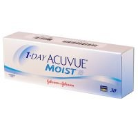 Acuvue Moist 1 Day (30 Lenses)
